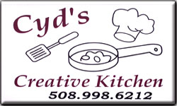 Cyd's Creative Kitchen Logo